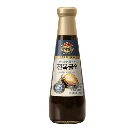 [Beksul] Abalone Oyster Sauce