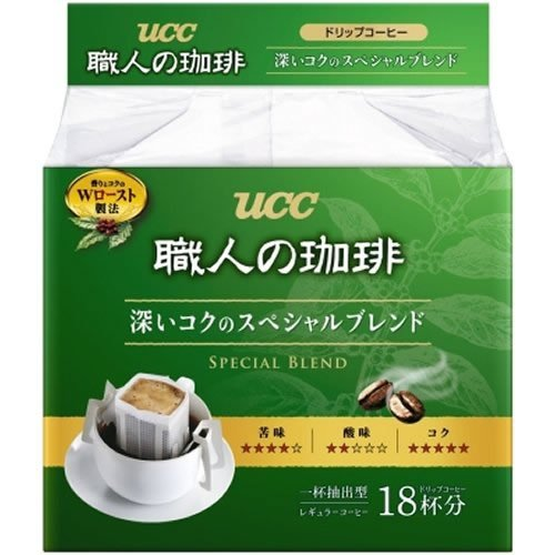 UCC Drip Coffee Special Blend/ 18 bags