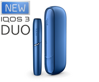 [New]IQOS 3 Duo Starter Kit [Blue]