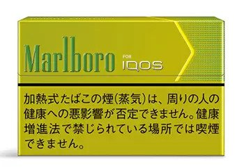 IQOS Bright Menthol/Marlboro Heat Stick/1 Carton/Genuine product from Japan