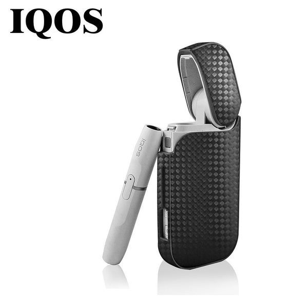 IQOS Carbon Black Case/Confianza/Shipping from Japan