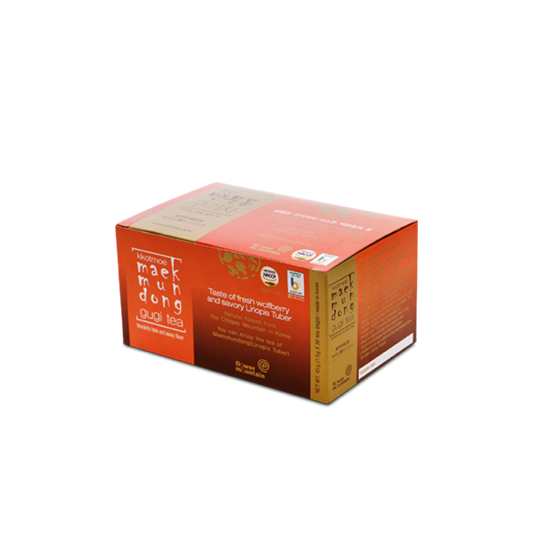 Liriope Chinese Matrimony Vine Tea (1.5g * 30tea bag)