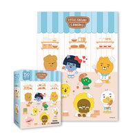 Little Friends Jigsaw Puzzle 150pcs Little Friends bakery