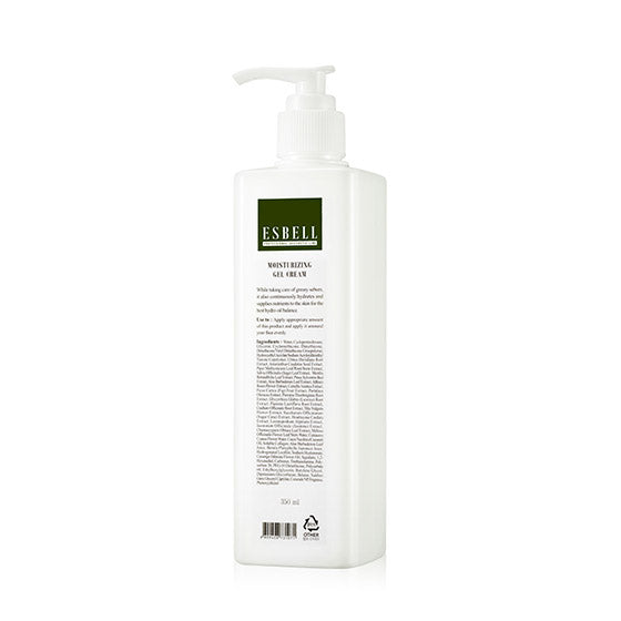 ESBELL Moisturizing Gel Cream 350ml