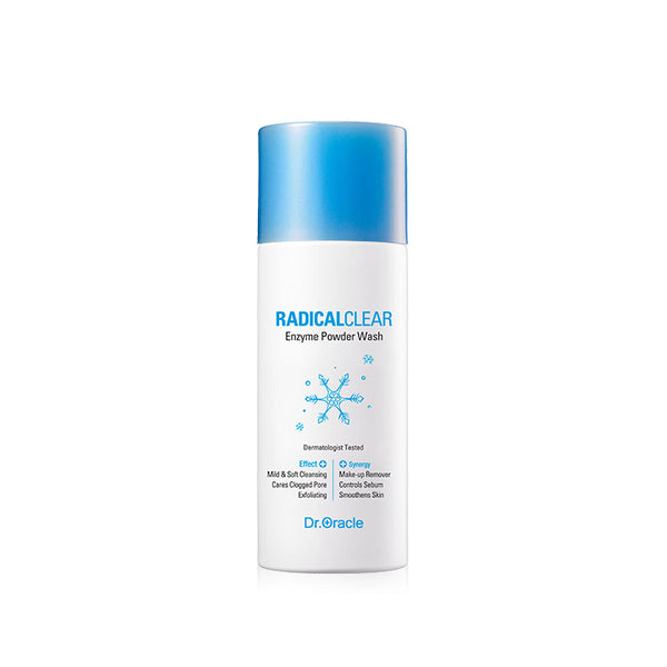 Radical Clear Enzyme Powder Wash 50g
