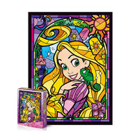 Disney 150pcs Glass Art Rapunzel(D-A150-007)