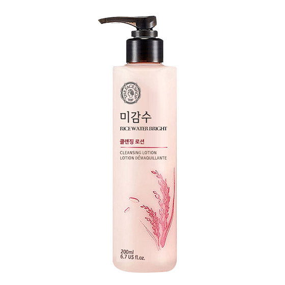 Rice Water Bright Cleansing Lotion 200ml