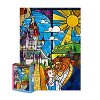 Disney Jigsaw Puzzle 150pcs Beauty and the Beast