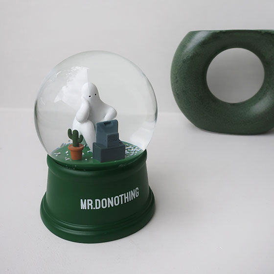 Snow globe for bedroom-tv show