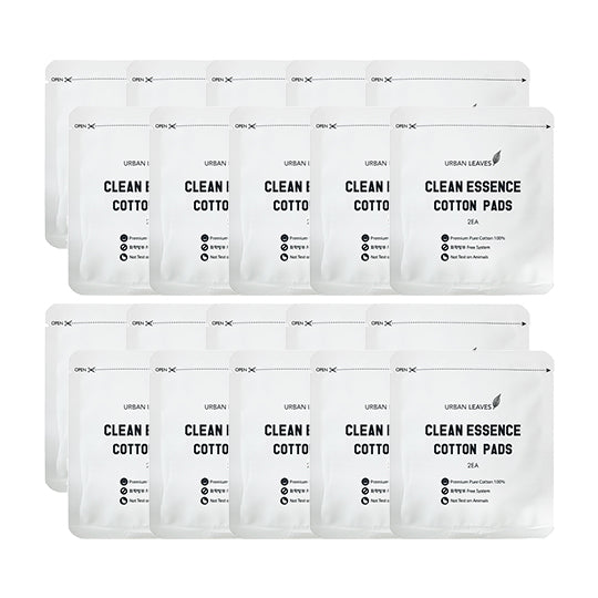 Clean essence pads 2sheets 20pack