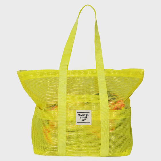 Tripper bag - Lemon