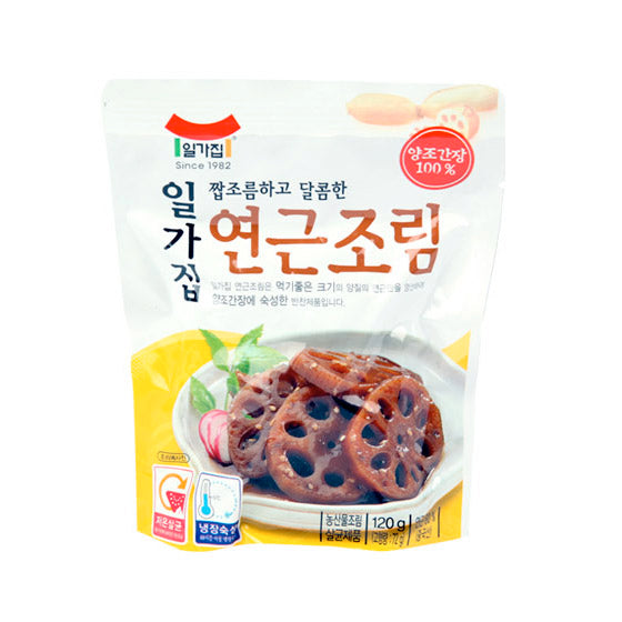 Lotus Roots Jorim 120g