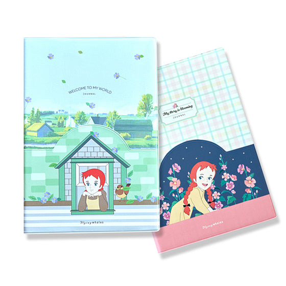 Anne of Green Gables Pocket Journal