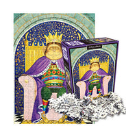 Anthony Browne 300pcs Jigsaw Puzzle At times king