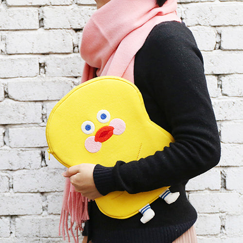 Brunch Brother Duck iPad Pouch 11inch