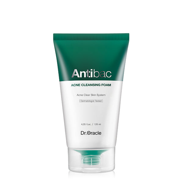 Antibac Acne Cleansing Foam 120ml