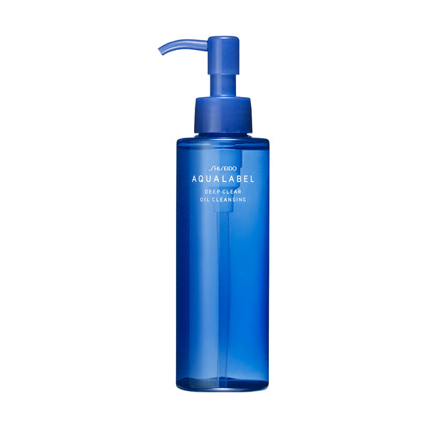 Aqua Label Deep clear oil cleansing