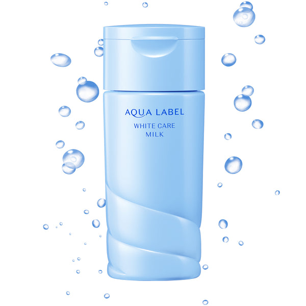 Aqua Label White care milk