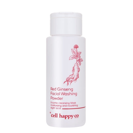 Red Ginseng Facial Waxing Powder