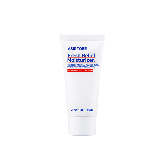 Fresh Relief Moisturizer 80ml