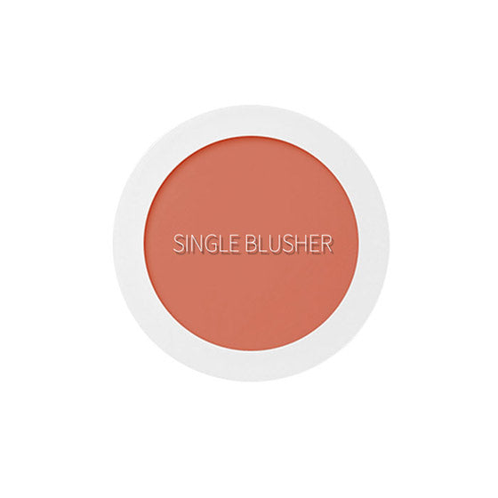 Saemmul Single Blusher CR02)Baby Coral
