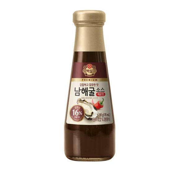 [Beksul] Chili Oyster Sauce 200g