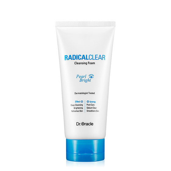Radical Clear Cleansing Foam Pearl Bright 120ml