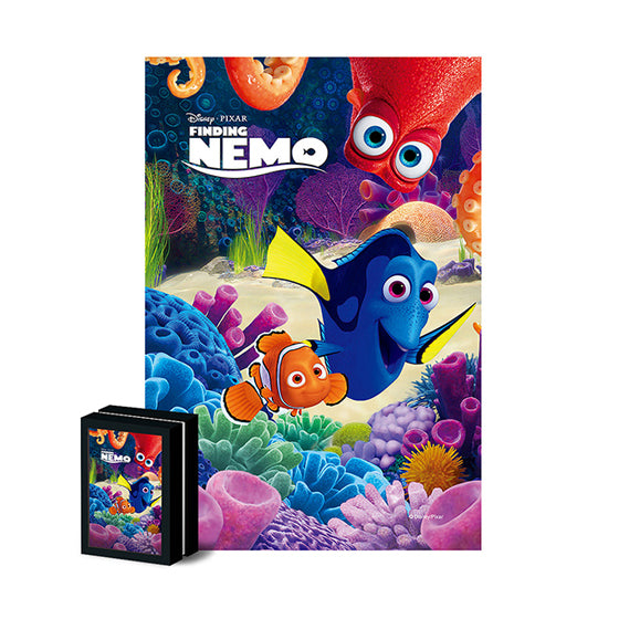 Mini Multi Puzzle 108pcs Finding Nemo(D-S108-405)
