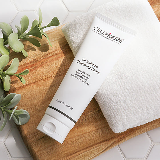 pH Balance Cleansing Foam