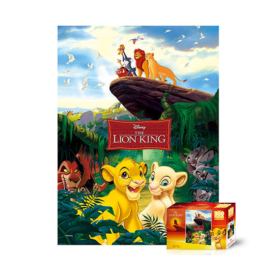 The Lion King Jigsaw Puzzle 300pcs New beginning(D-K300-003)