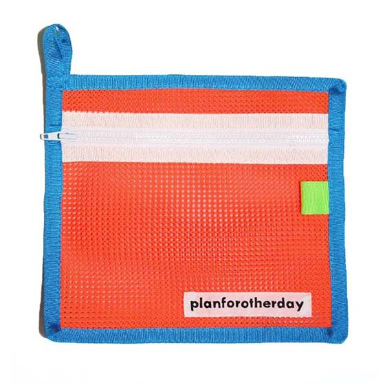 Tropical 3 mini pouch