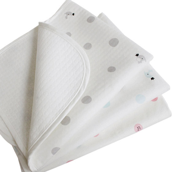 Cotton Double-side Waterproof Mat Small