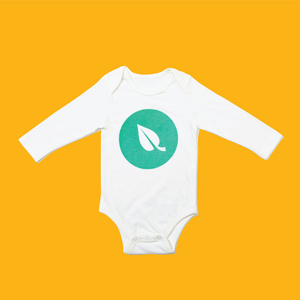 Fever Indicating Organic Body Suit (Sprout)