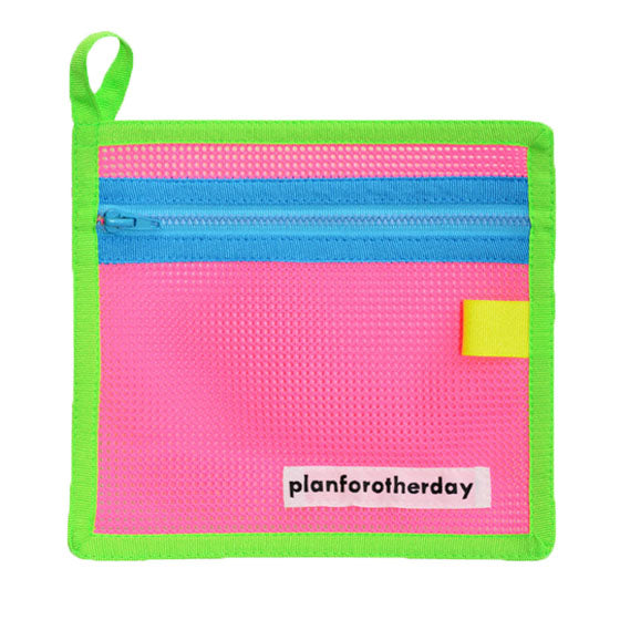 Tropical 5 mini pouch