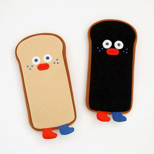 Brunch Brother Run Toast Pen case