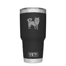 Load image into Gallery viewer, Custom Engraved Chihuahua Tumbler.