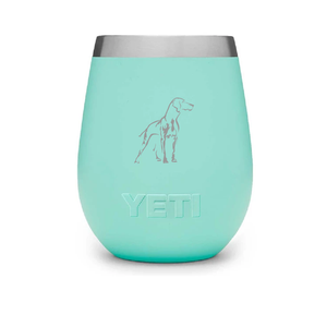 Vizsla Custom Engraved Tumbler
