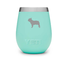 Load image into Gallery viewer, French Bulldog Custom Engraved Tumbler