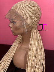 Small Cornrows (Blonde or Red)