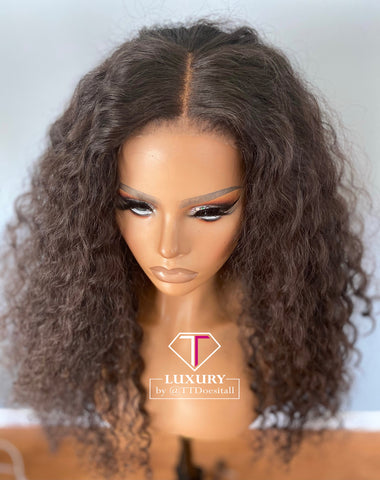 "Luxury Lace Closure Wig (24"" 22"" 20"")"