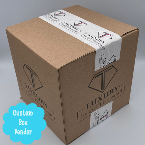 Custom Box Vendor