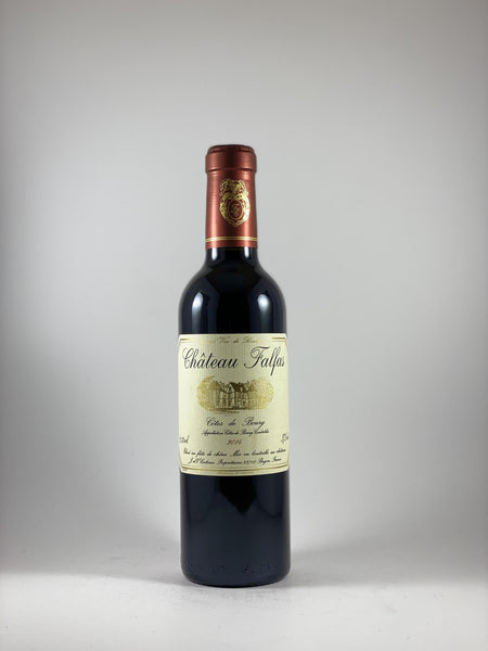 2014 Chateau Falfas 375ml