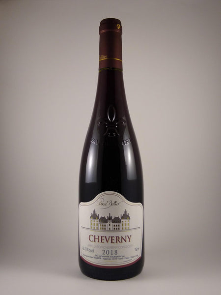 2018 Pascal Bellier Cheverny Rouge