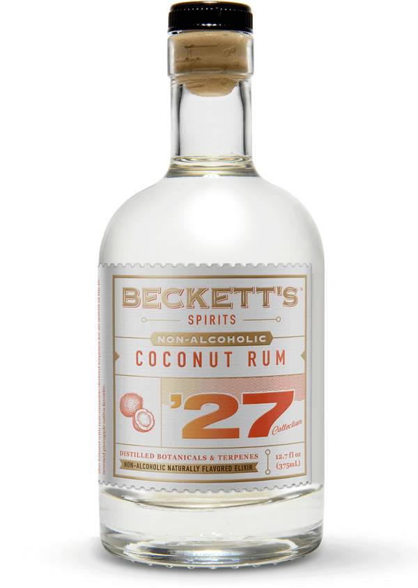 beckett's non-alcoholic coconut rum | Essentials for the Spring Season | Eat. Drink. Work. Play.