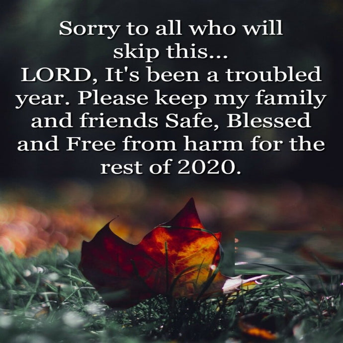 Safe and Blessed