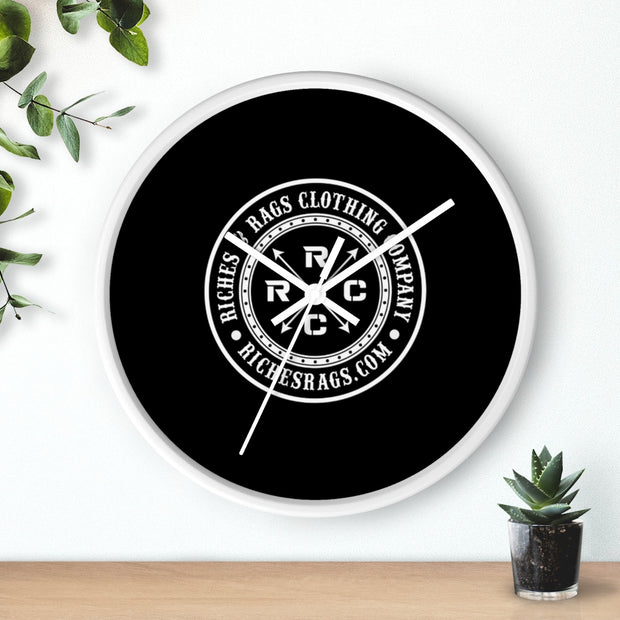 Riches & Rags Goth Clock