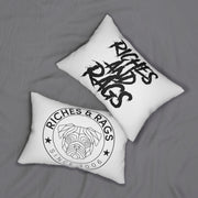 Riches Rags Since 2006 Super Comfy Pillow