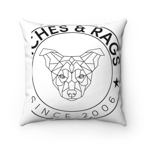 Riches & Rags Heaven N Heaven pillow