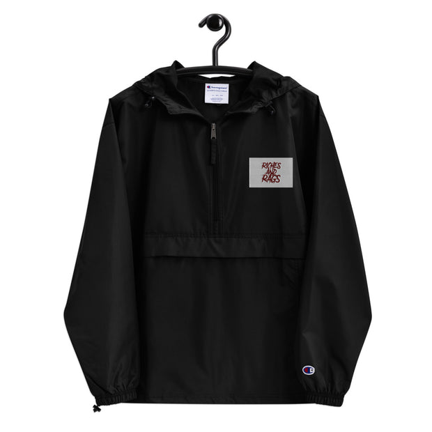 Champion x Riches & Rags Packable Jacket