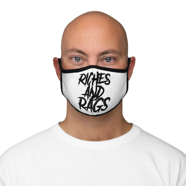 Riches & Rags Face mask